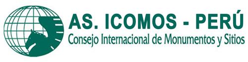 logo as icomos peru consejo internacional de monumentos y sitios